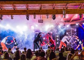 Animations camping Corse