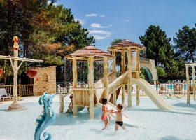 Camping avec piscine porto vecchio
