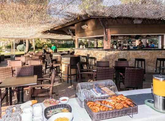 Camping corse avec restaurant restaurant du club for Camping corse bastia avec piscine