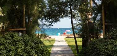 Camping spa 5 étoiles Corse