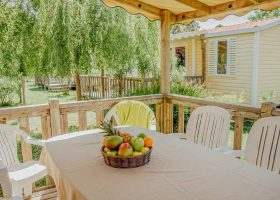 Location mobil-home camping corse