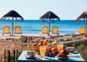 Restaurant camping Corse