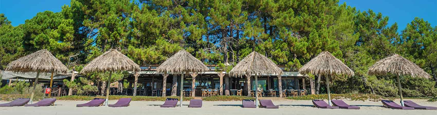 restaurant camping corse