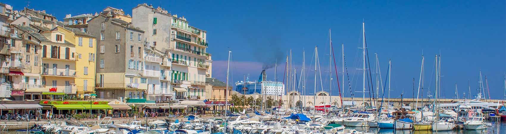 vacances camping Bastia