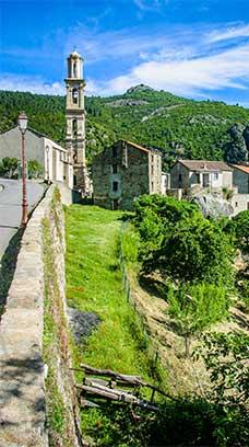 villages Corses