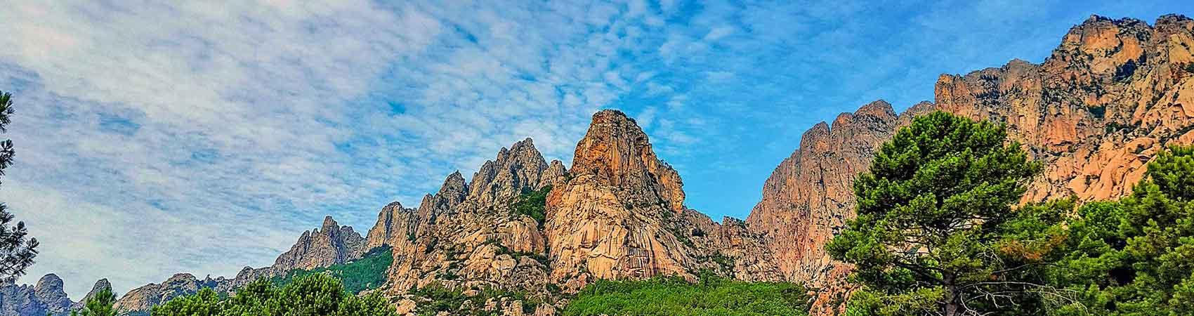vacances à la montagne Corse