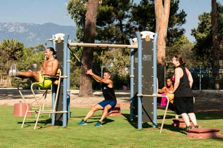 Camping Corse crossfit