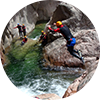 Activités camping Corse