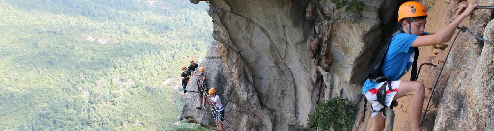 Camping luxe Corse activités