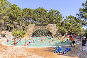 club vacances piscine corse