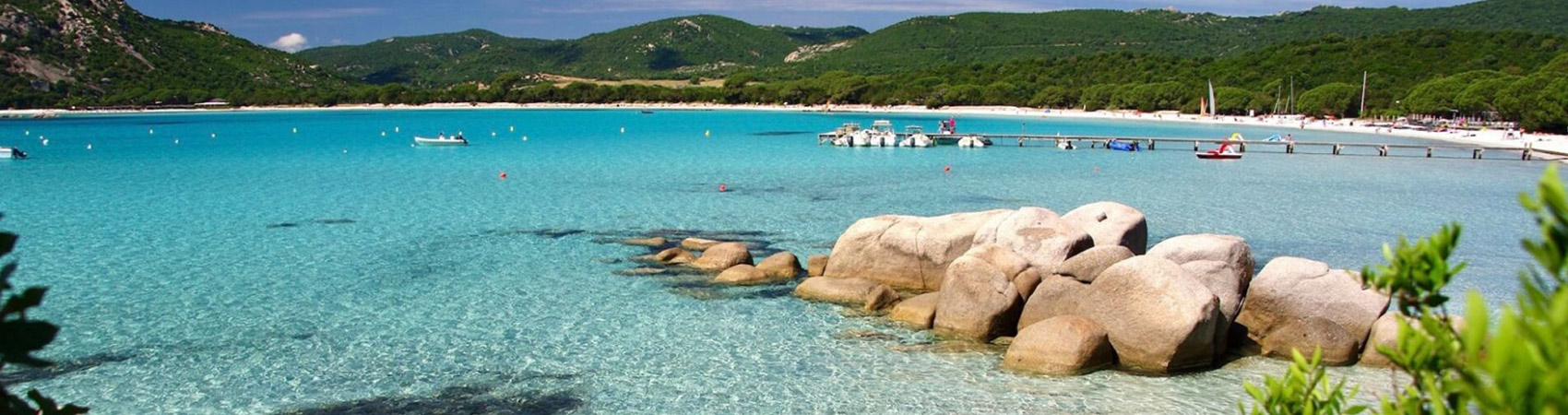 corse camping