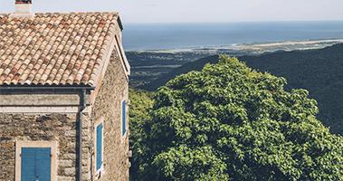 vacances villages corses