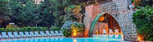 villa avec piscine corse